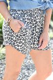 Spot On Shorts - Cheetah