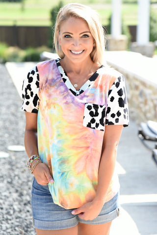 You Got It Top - Tie Dye