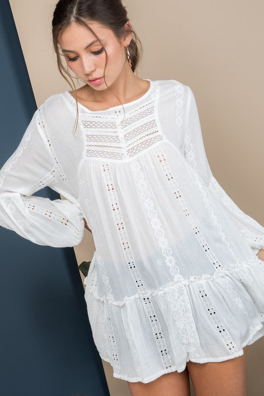 Embroidered Tunic