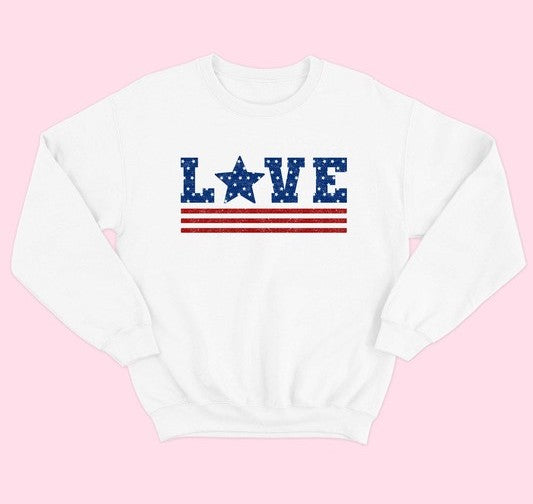 Love USA Sweatshirt