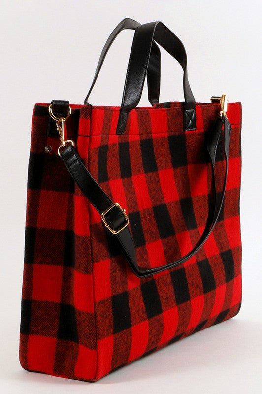 buffalo-checkered-tote