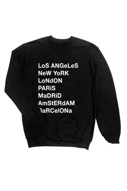City Love Sweatshirt