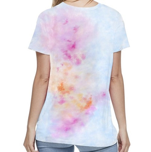 Brighter Days Ahead Tie Dye Tee