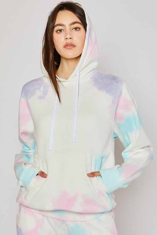 Cotton Candy Skies Hoodie