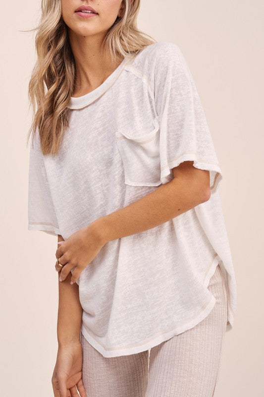 Must Have Oversized Tee (2 Colors)