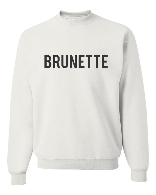 brunette-sweatshirt