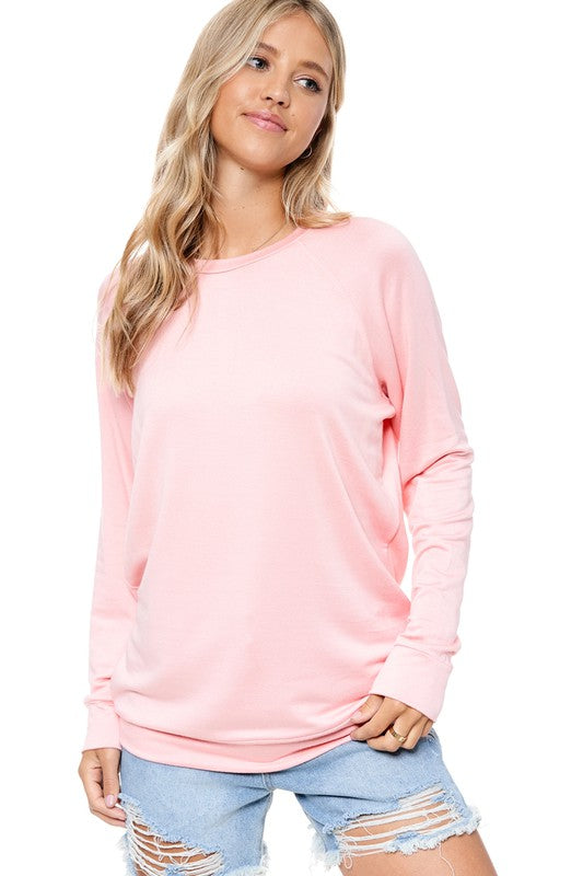 Light and Airy Pullover (2 Colors)