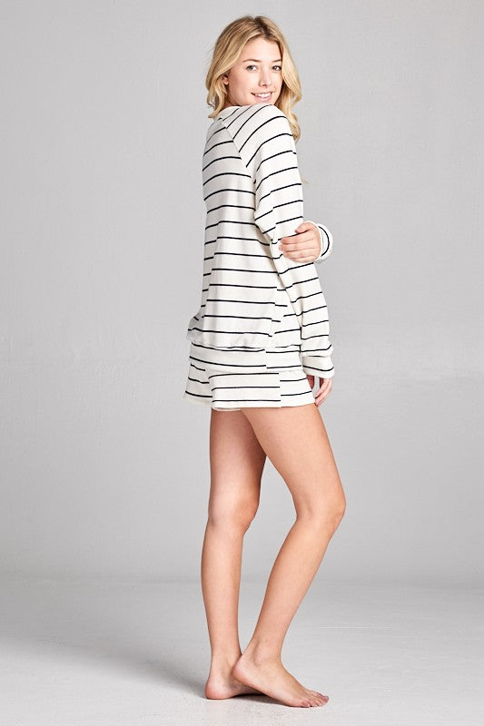 striped-loungewear-set