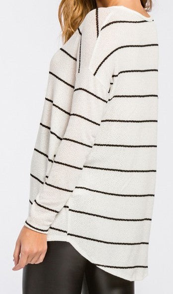 one-less-problem-striped-sweater