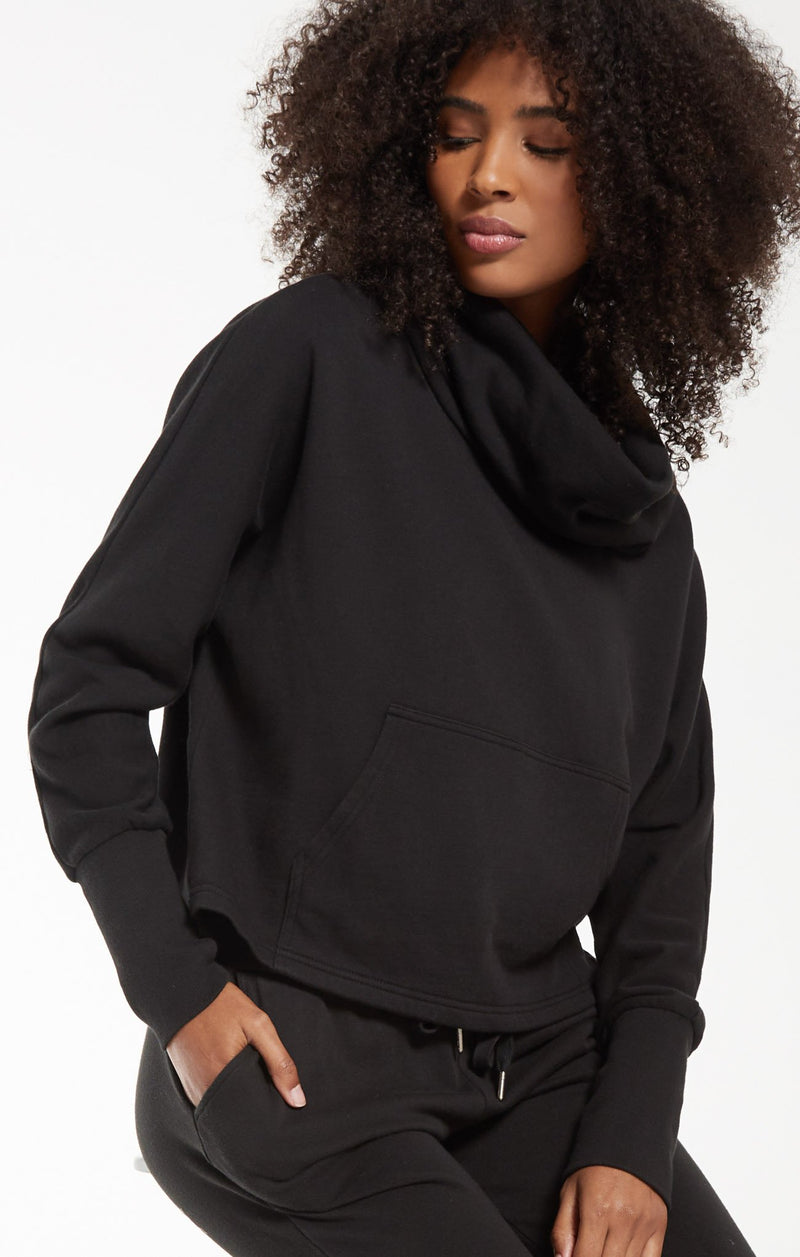 Easy Cowl Top -Z Supply (3 Colors)