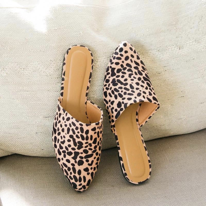 cheetah-mules