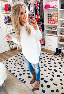 Must Have Tunic Sweater (4 Colors)