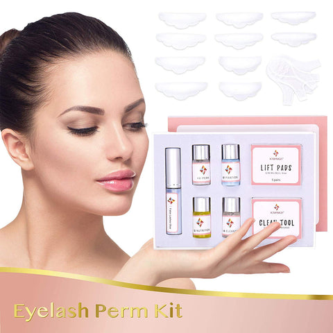 Eyelash Perm Lotion Mini Kit