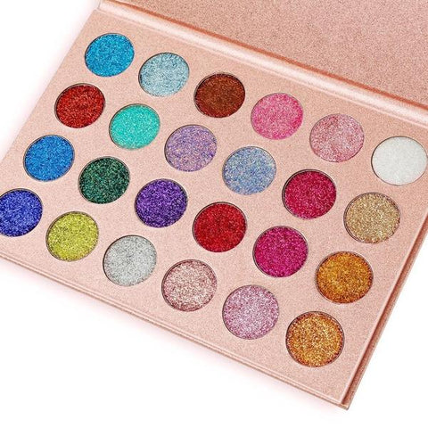 GLITTER&SHINE Eye-shadow Palette