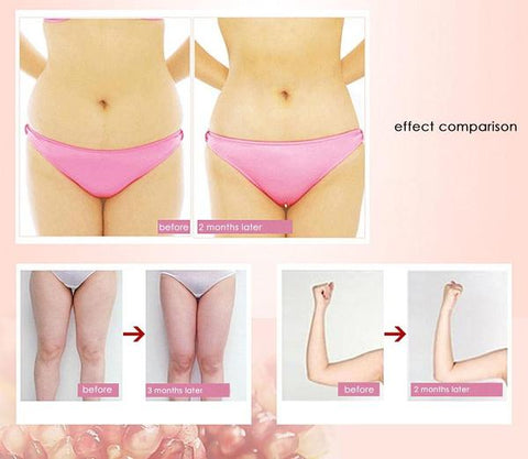 Ultrasonic Anti Cellulite Body Slimming Massager