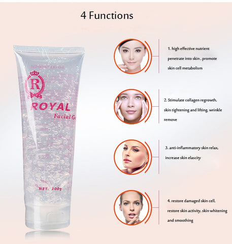 Royal Facial Skin Care Gel