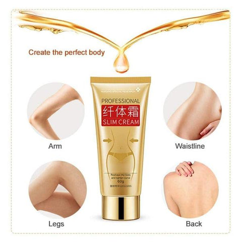 Ultra Slimming Gel for Ultrasonic Anti Cellulite Body Slimming Massager