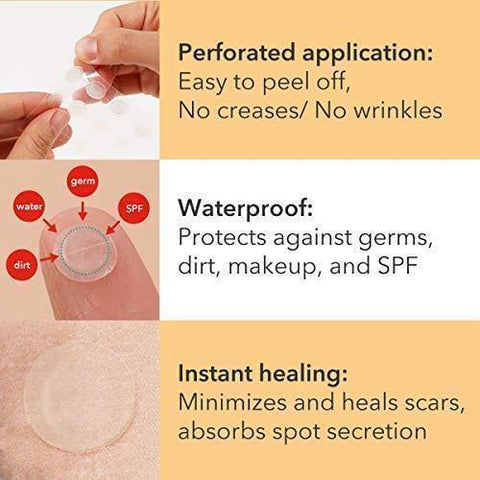 Magic Skin Tag Remover Patches