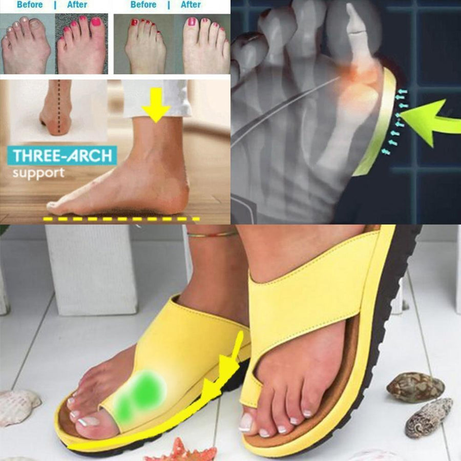 Bunion Corrector Orthopedic Women Sandals