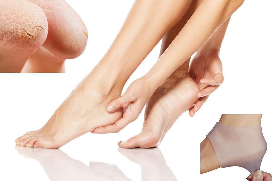 HeelCare™ Silicone Gel Sleeves