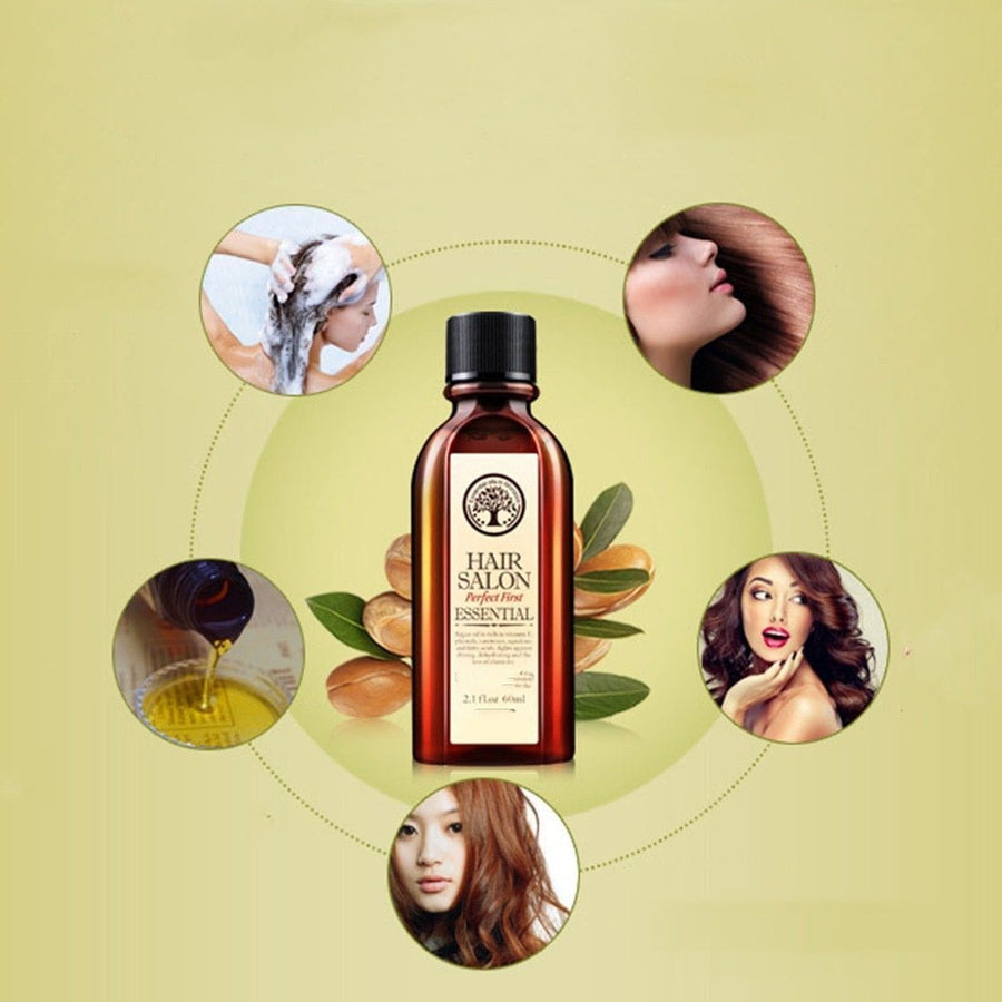 Morocco Argan Oil for Damaged Hair