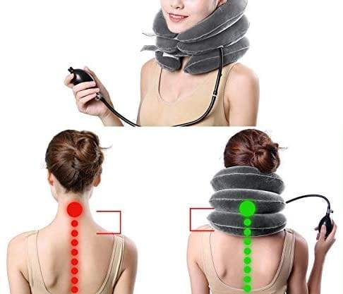 Mind Body 3D Cervical Traction Device