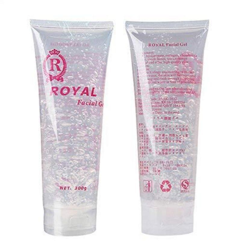 Royal Facial Skin Care Gel for Ultrasonic & Cavitation Devices