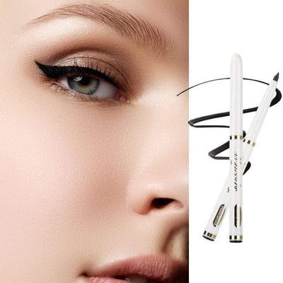 Make-Up Waterproof Black Eyeliner - Long Lasting Eyeliner Pencil GenesisCharm™ Waterproof Black Eyeliner