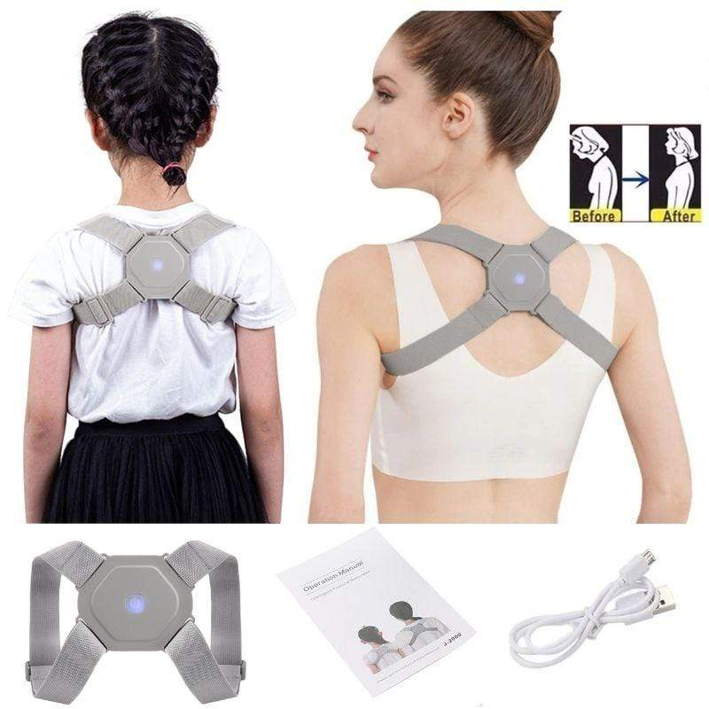Mind Body SmartPlus™ Posture Corrector For Adults & Kids)- Posture Trainer SmartPlus™ Posture Corrector