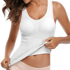 Shapewear White / L Body Shaper Slimming Camisole