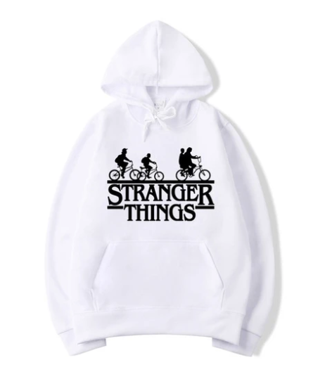Sudaderas de Stranger Things