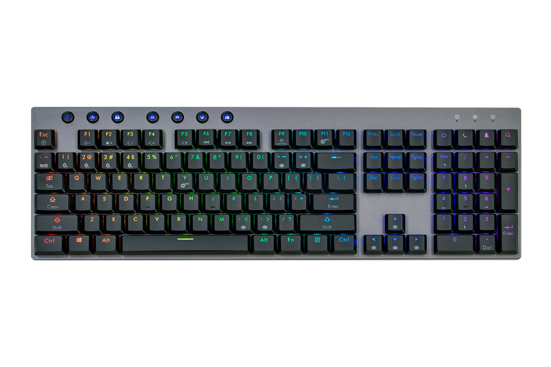 Venture - Low-Profile Bluetooth Mechanical Keyboard