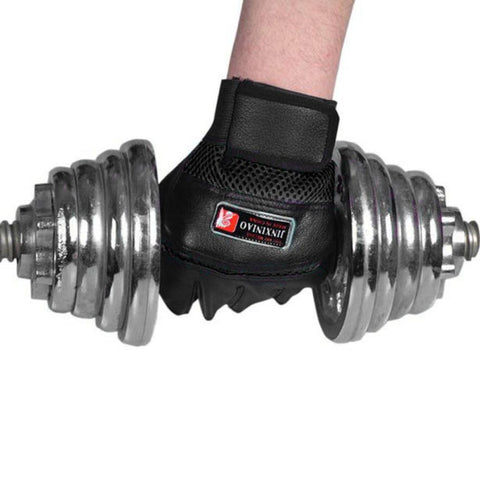 Gym Gloves Half Finger Weightlifting -  Gym Shirts Online