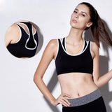 Sports Padded Bra Vest -  Gym Shirts Online