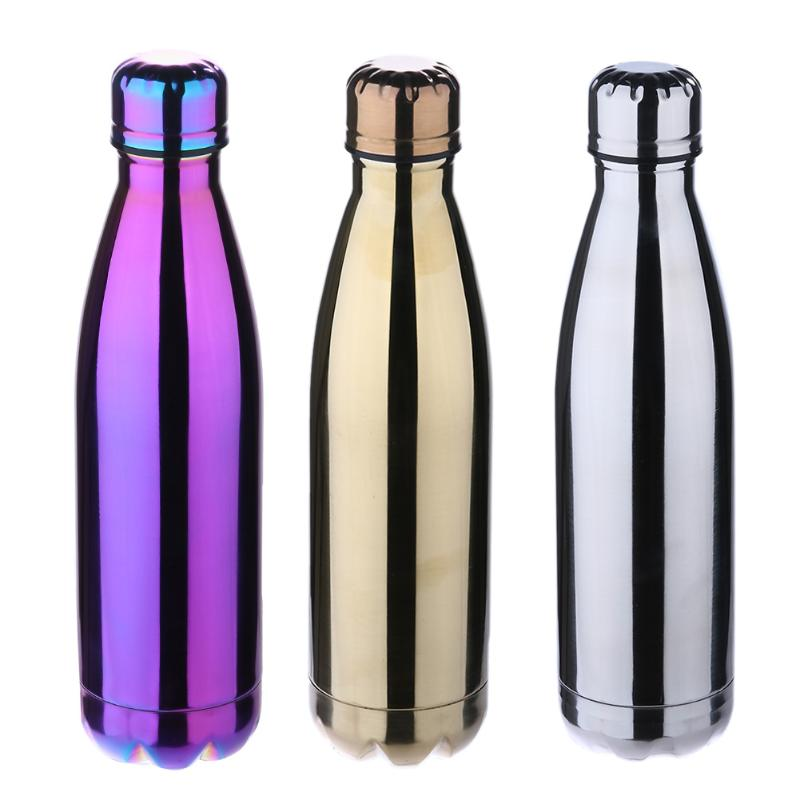 Thermos Bottle Double Stainless