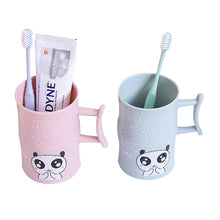 Load image into Gallery viewer, Bathroom Tooth Cute Couple Cups Mug
