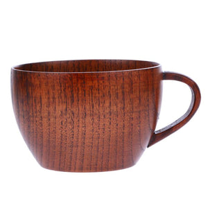 Natural Jujube Bar Wooden Cup