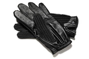 Autodromo Stringback Driving Gloves - Black
