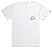 Deus Ex Machina Deus Logo T-Shirt - White
