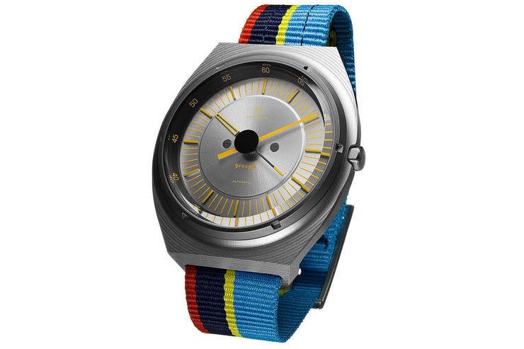 Autodromo Group B Evoluzione Watch - Yellow
