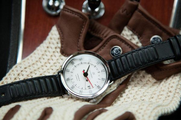 Autodromo Stradale Automatic Watch - White Dial
