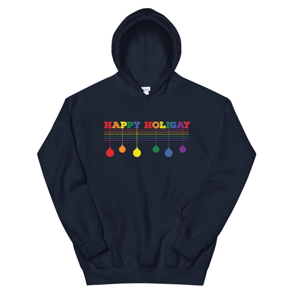 Happy Holigay Solid Holiday - Unisex Hoodie