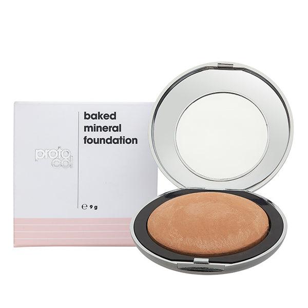 Baked Mineral Foundation (Tuscan)