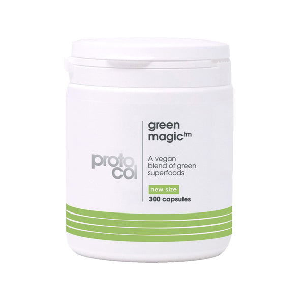 Green Magic (300 Capsules)