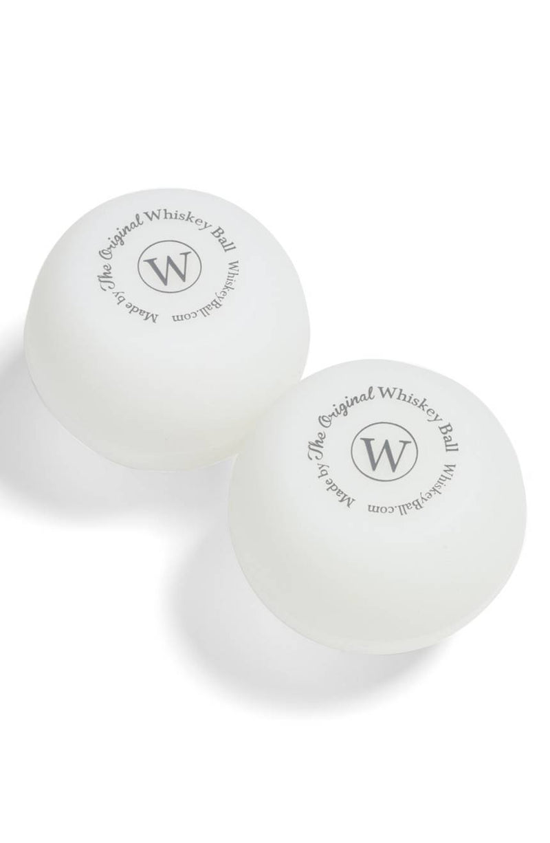 Monogrammed Whiskey Balls (2 pack)