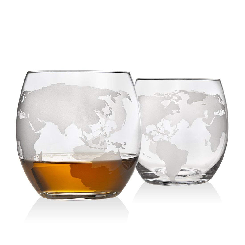 The Globe Decanter Set