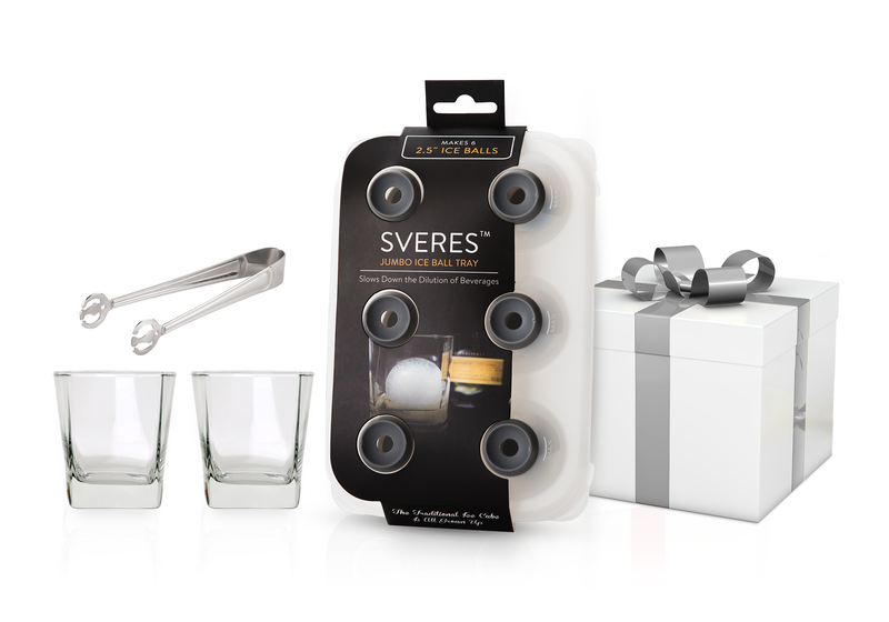 Sveres™ Jumbo Ice Ball Tray