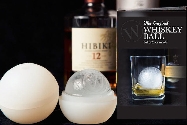 The Whiskey Ball Quartet Gift Set
