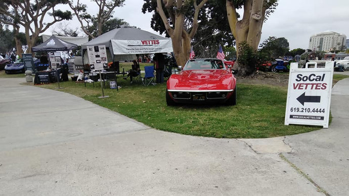 How I Met Cora, My 1969 Corvette Convertible Stingray