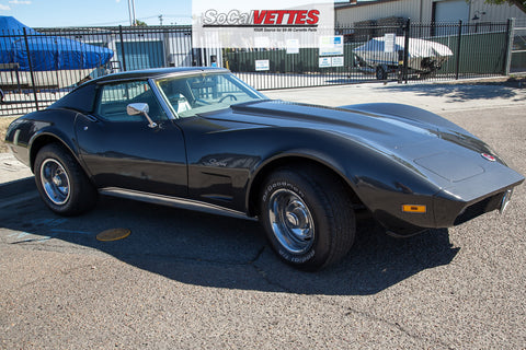 1974 chevy corvette stingray